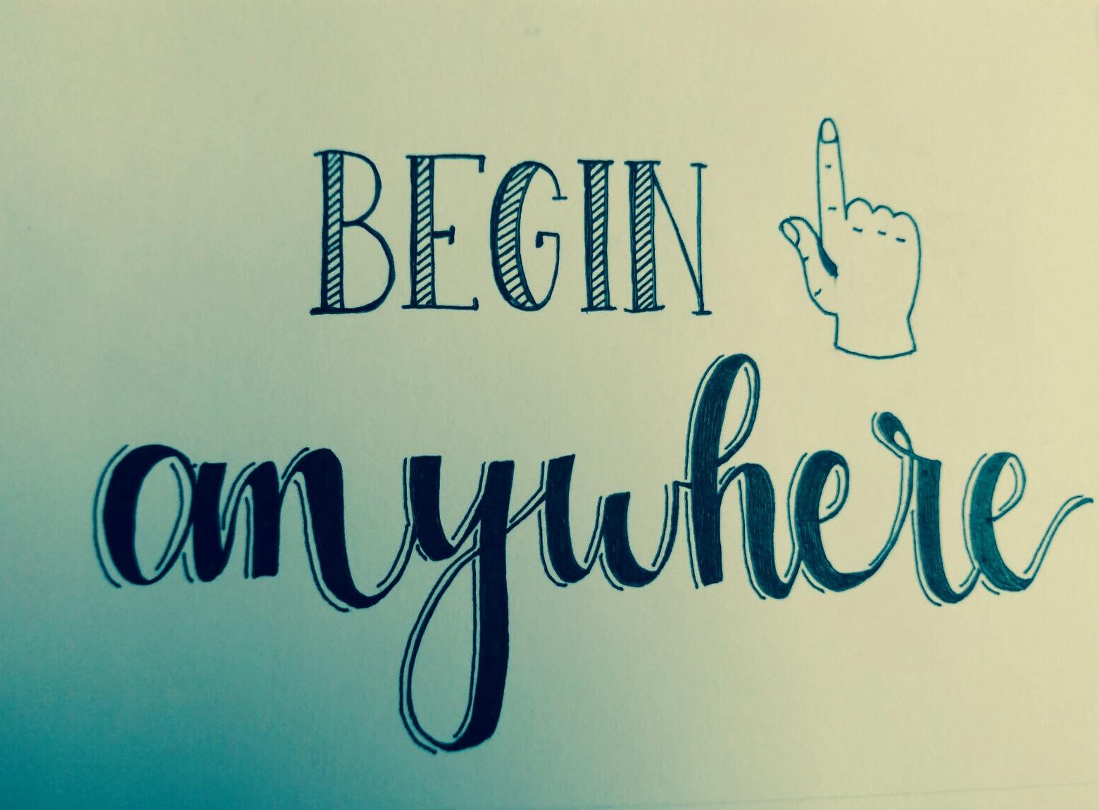 beginanywhere